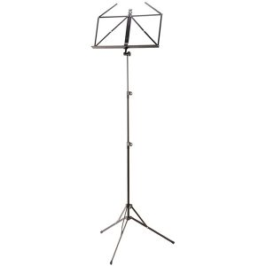 K&M 10052-000-55 'Music stand. extra height. black