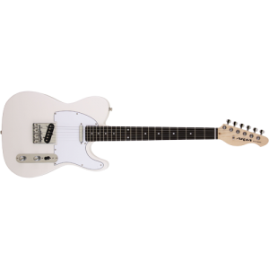 ARIA 615F-IV Electric guitar Frontier Ivory