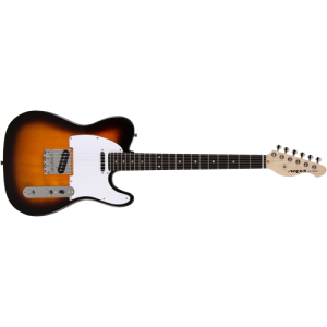 ARIA 615F-TS Electric guitar Frontier Tobacco Sunburst