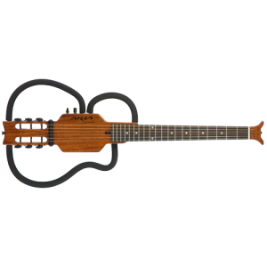 ARIA Sinsinido western gitaar AS101SMH Mahogany incl. headphone