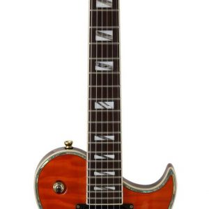 ARIA Electric guitar PE-ROYALE serie Honey Burst