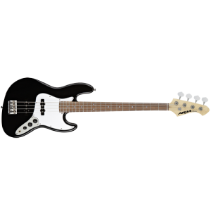 ARIA Electric Bass guitar STB-JB Black