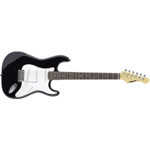 ARIA Electric guitar STG-003 Black