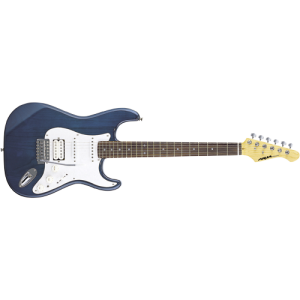ARIA Electric guitar STG-004 metallic Blue
