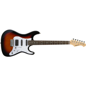 ARIA Electric guitar STG-STV serie Sunburst