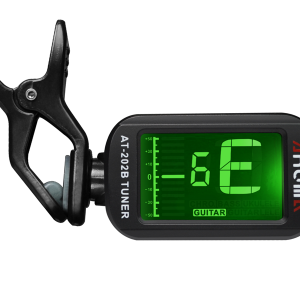 AROMA AT-202B Clip-on Tuner