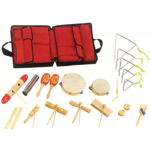 GO Percussion RBS Rhythm bag set