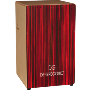 DG CAJON Bravo 48x29x30cm Birch plywood / birch plywood