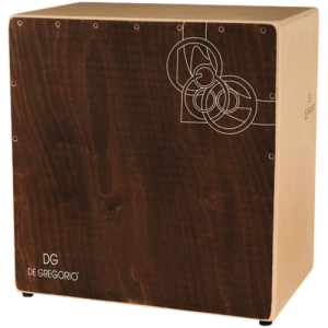 DG CAJON Bass Kongo 48x45x30 Birch plywood / birch plywood