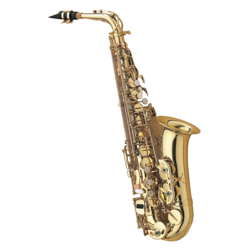 PURCELL DIX-AL8119L-9 Alto saxophone. lacquered. softcase included