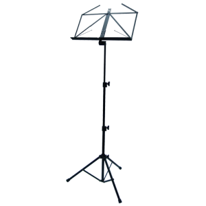 DIXON/HAMILTON DIX-KB380FBK Music stand heavy black w/bag