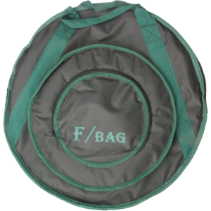 FLEXBAG FLE-CB/DL Cymbal gig bag de luxe 22 w/hihat compartments