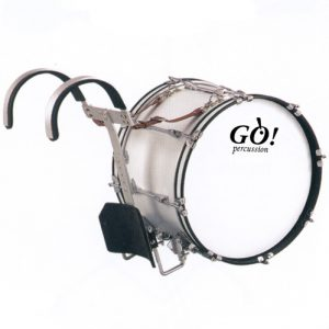 GO Percussion GO-JBMB2012 Marching Bassdrum