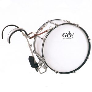 GO Percussion GO-JBMB2212 Marching Bassdrum