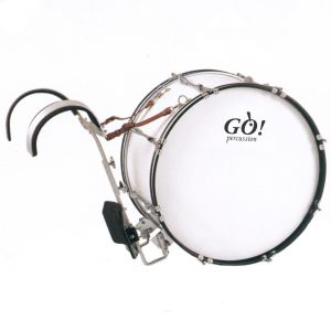 GO Percussion GO-JBMB2412 Marching Bassdrum