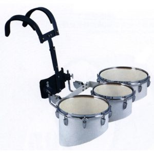 GO Percussion GO-JBQAZ03 Timp-tom marching set
