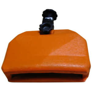 GO-LCPC9L Jam Block low pitch (orange)