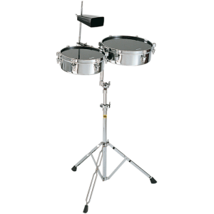 GO-LT200 Timbale set 10+12 pro model with stand