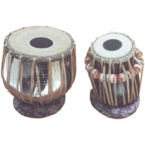 GO TA Tabla set w/pillow/rings/key