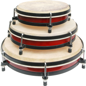 GO THS Tunable handdrum set 8/10/12 incl. bag
