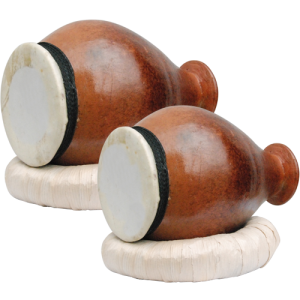 GO UDU/SET drumset of 2 with skin medium/large