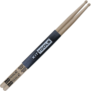 KIT TOOLS Drumsticks SD4 maple response wood tip