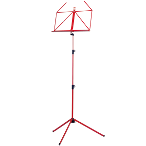 K&M 10010-000-59 Music stand. Red
