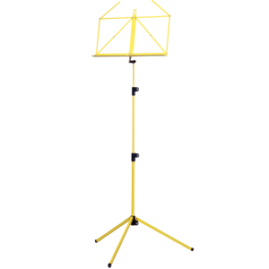 K&M 10010-000-61 Music stand. Yellow