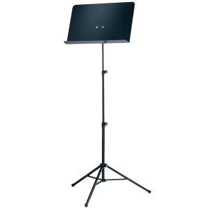 K&M 10068 School orchestra music stand. Black