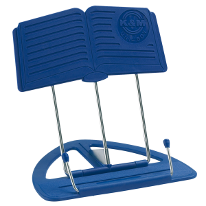 K&M 12450 Uni-Boy Classic table stand - Blue