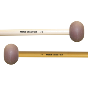 Mike Balter BA-3R vibe mallet unwound. Rattan stok