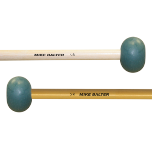 Mike Balter BA-5R vibe mallet unwound. Rattan stok