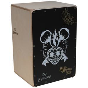 DG CAJON Manu Masaedo Signature Birch plywood / Avio birch plywood