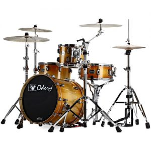 ODERY Eyedentity EYE18/SG Jazz Shell Kit. 4-delig. Soft Gold Burst