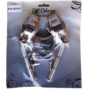 ODERY EYEP/DCHP Eyedentity double ball clamp tom holder 10.5 mm.