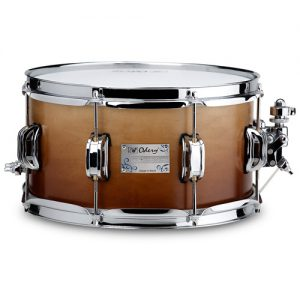 ODERY EYES1265/MA/IF Eyedentity Snaredrum 12x6.5 maple Imbuia fade