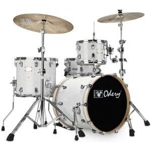 ODERY Fluence 18JZ/HW/NW Jazz drumset 4-delig. inclusief hardware
