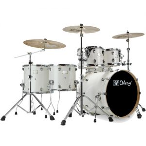 ODERY Fluence 401FS/HW/WS Fusion drumset 6-delig. inclusief hardware