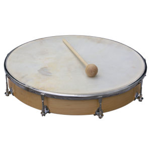 OSAN HD-10 Hand drum w/calf skin 10' tuneable