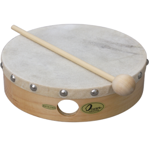 OSAN HD-8 Hand drum w/calf skin 8' non tunable