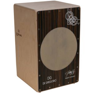 DG CAJON Paquito Gonzales Signature Birch plywood / Avio birch plywood