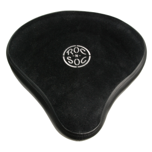 ROC-N-SOC RS-MSH-K Retro fit drum seat hugger. black. with 9208 WNS lower part