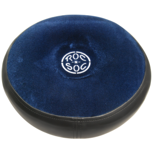 ROC-N-SOC RS-MSR-B Retro fit drum seat round. blue. with 9208 WNS lower part