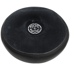 ROC-N-SOC RS-MSR-K Retro fit drum seat round. black. with 9208 WNS lower part