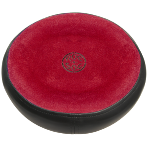 ROC-N-SOC RS-MSR-R Retro fit drum seat round. red. with 9208 WNS lower part