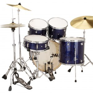 TAYE SL520J/GB Spotlight drum kit. Graphic Blue. incl. hardware set