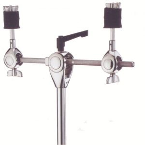 STABLE DB118 Half boom cymbal arm de luxe for two cymbals