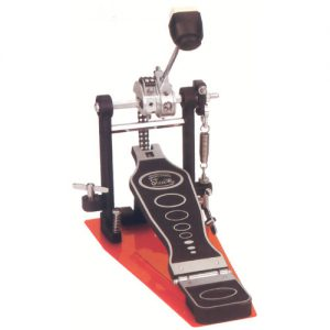 STABLE PD122A Single bassdrum pedal double chain & footplate