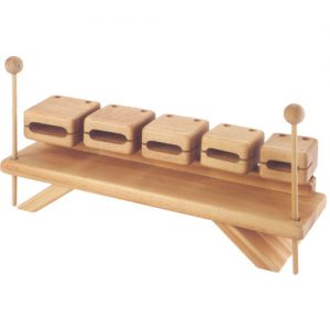 STABLE PS107 Wood bloc set 5-pcs. table model