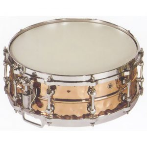 STABLE SD202 Snare Copper/Brass 14x5 w/tube lugs
